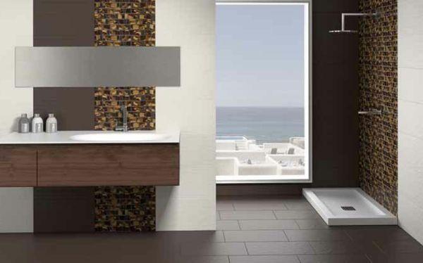 1001 Ideen Für Badfliesen   Modern Und Elegant, Für Einen Stilvollen  Badezimmerlook!