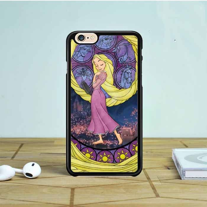 DISNEY TANGLED RAPUNZEL STAINED GLASS IPhone 6 Case