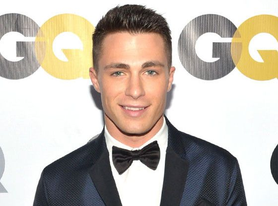 Colton Haynes Shamelessly Live Tweeted a Couple's First Date and It's Hilariously Awkward   E! Online Mobile