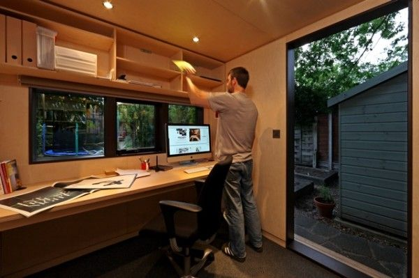 garden office interiors. Klor Garden Office \\ In.it.studios Interiors O