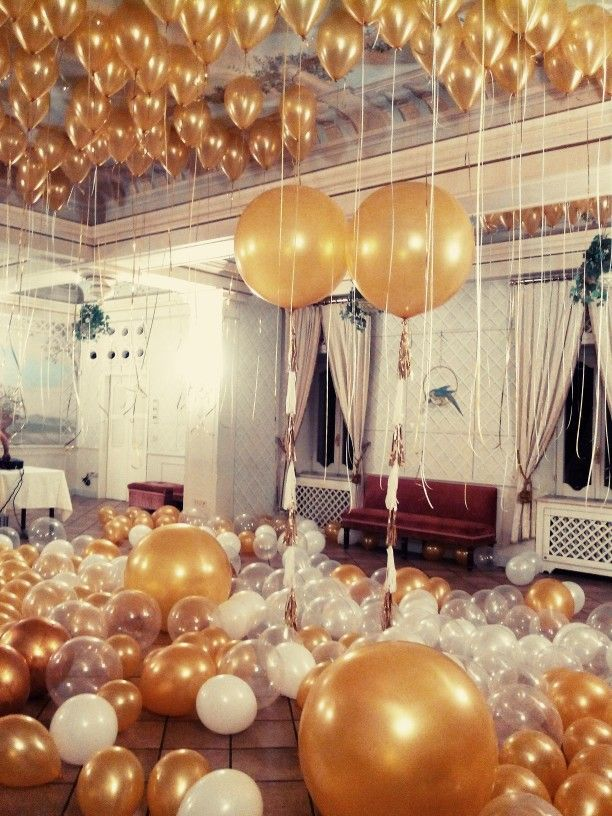 Golden Party 21st Birthday Decorations In 2019 21st
