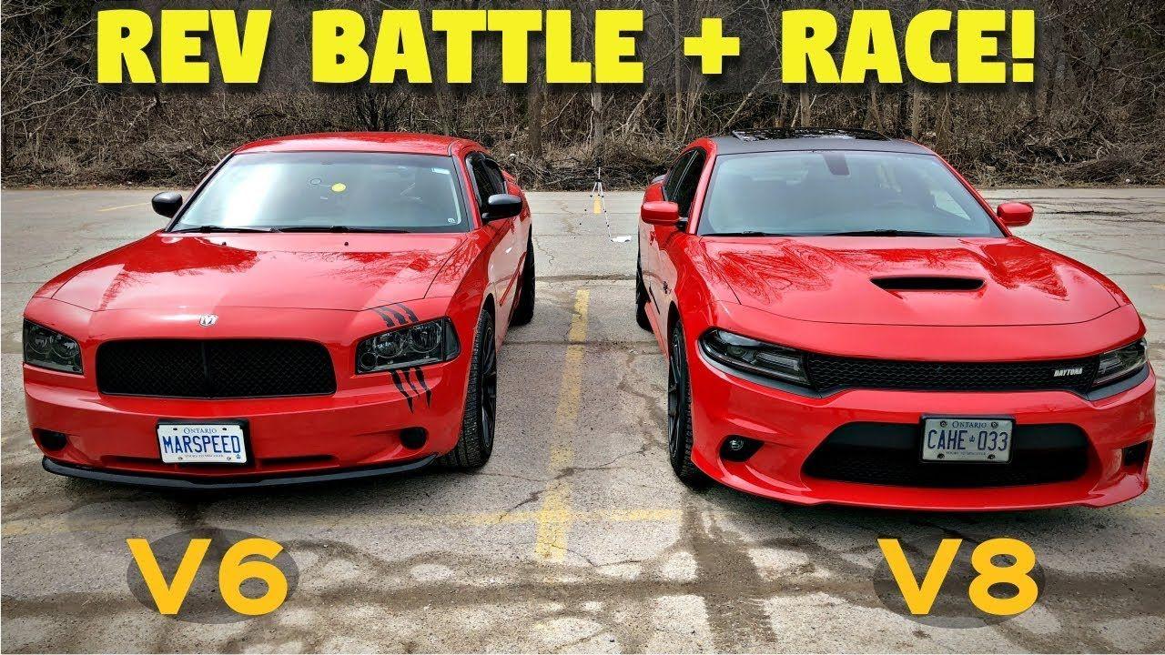 Latest Dodge Charger Dodge Charger Rev Battle Race 2017 Daytona R T Stock Vs 2009 Sxt Modded V6 Vs V8 56431 Aitkin Mn Dodge Charger Dodge Racing