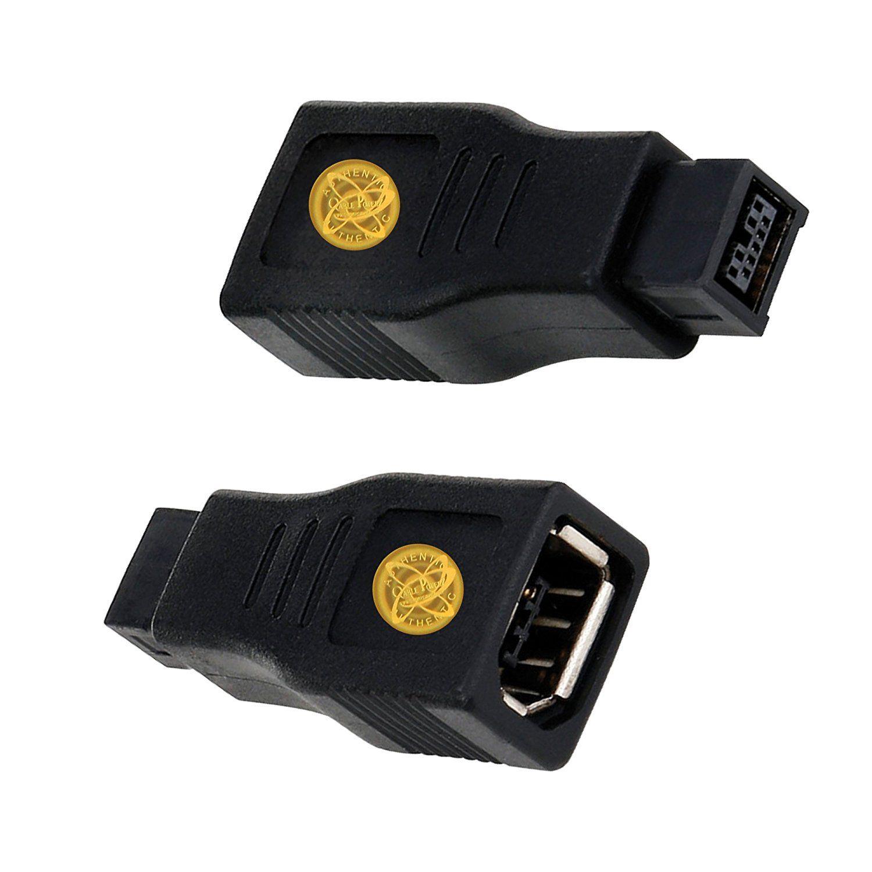 High Quality FireWire 400 (6-Pin) to FireWire 800 (9-Pin ...