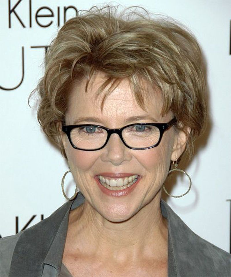 Best Short Hairstyles For Older Women With Glasses Glasses In