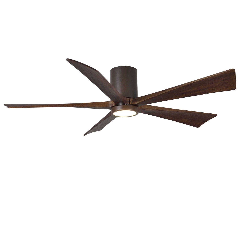 Irene Hugger Ceiling Fan With Light By Matthews Fan Company