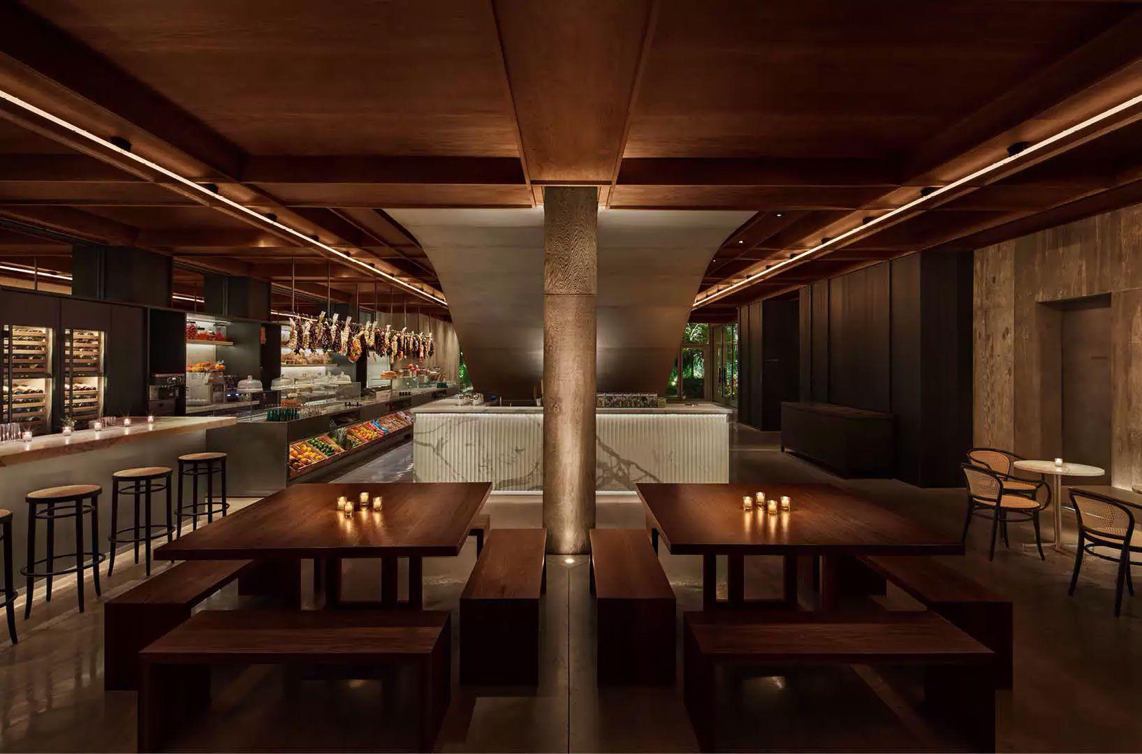 Public Hotel New York City An Ian Schrager Restaurants And Bars