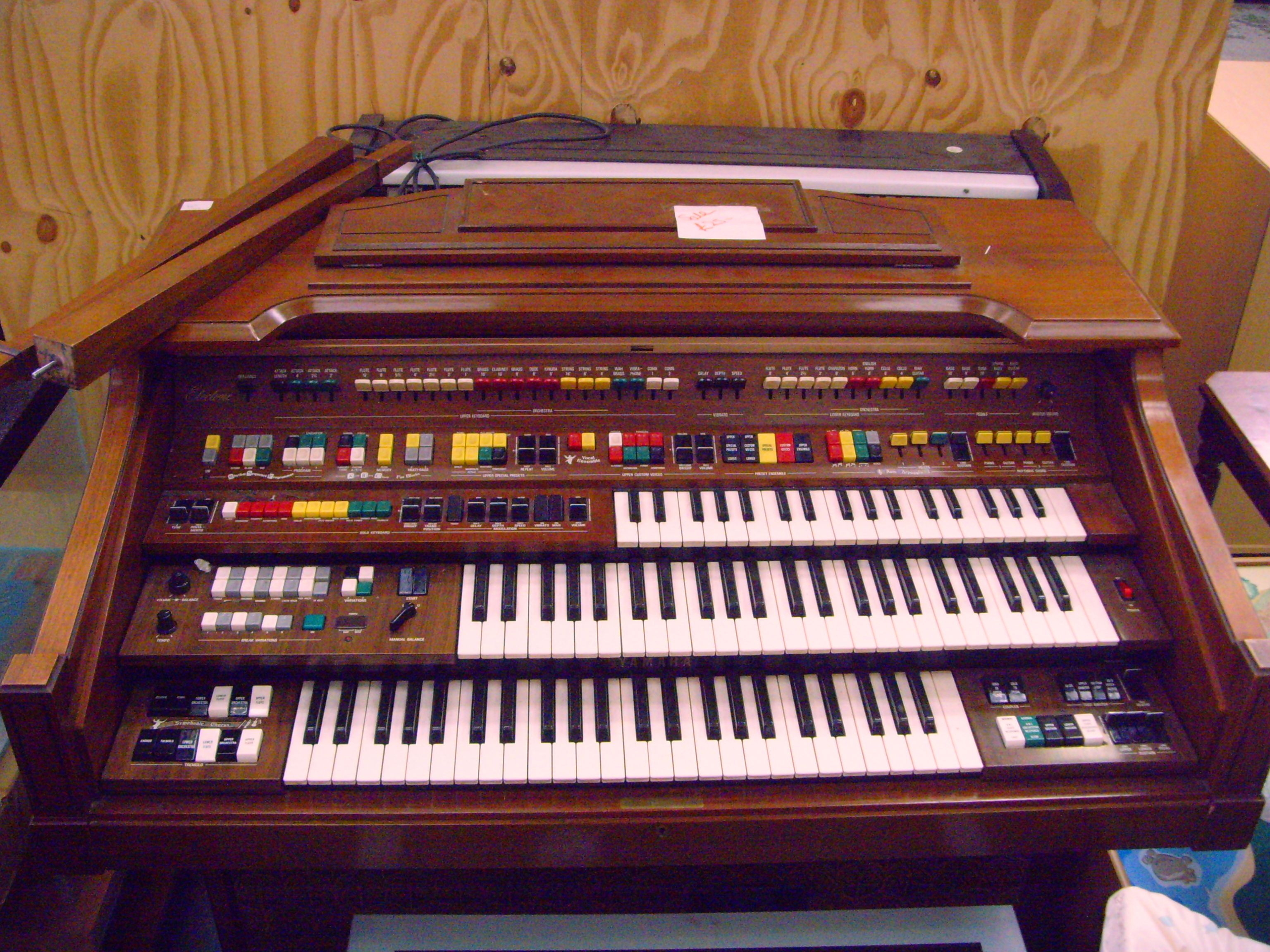 Yamaha electone d 3072 2304 music pinterest for Yamaha electone organ models