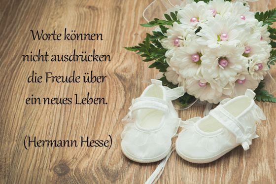 Taufspruch Von Hermann Hesse Quotations Pinterest Hermann