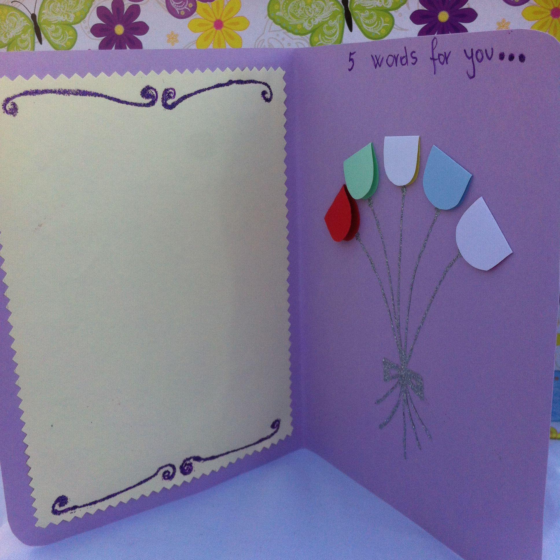 Happy birthday card handmade greetings cardshandmade cards made