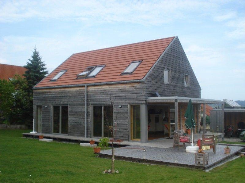 zimmerei markus haller: wohnbau | arch einfamilienhäuser, Hause und garten