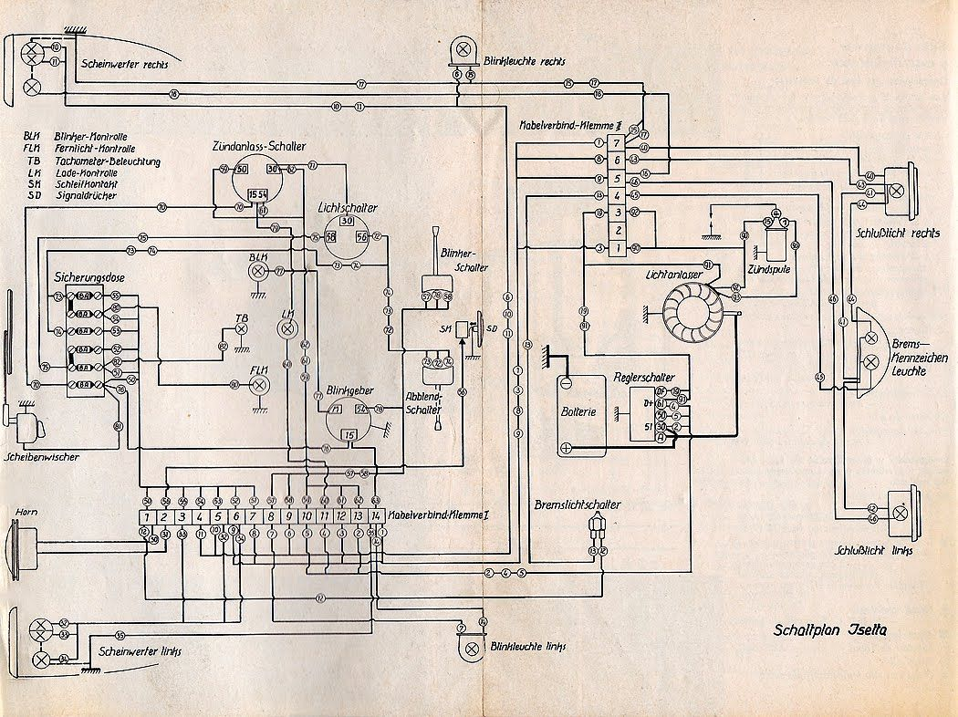 pin by cesar mariscotti on manual isetta pinterest bmw and cars rh pinterest com E9 BMW Wiring Diagrams BMW E46 Wiring Diagrams