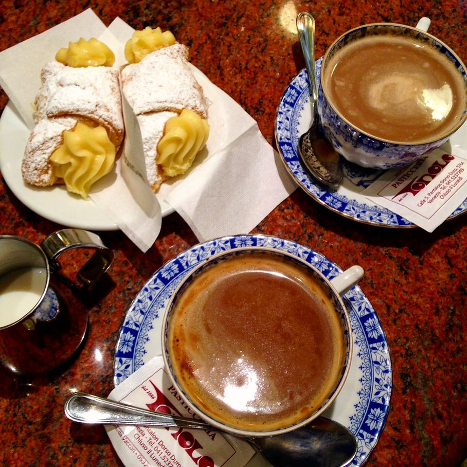 The Best Cafés And Coffee S In Venice Italy