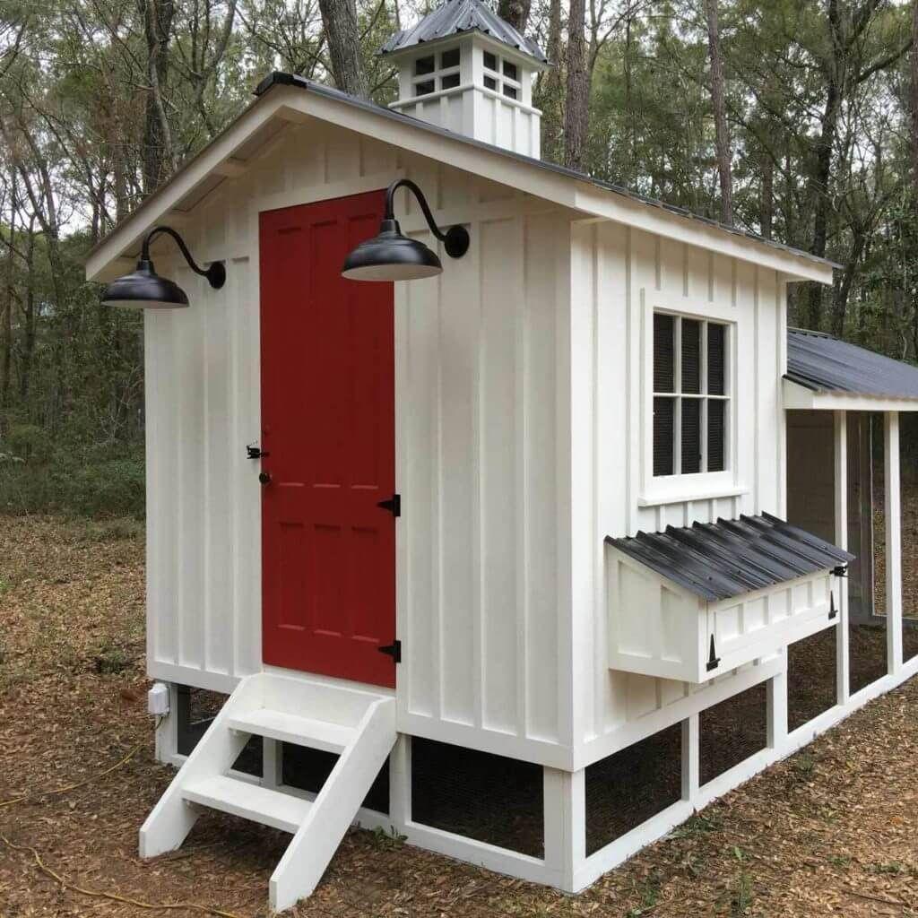 14 Wonderful and Wacky Chicken Coop Ideas   Backyard Ideas ...