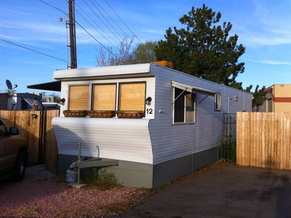 Outside Disguise Mobile Home Makeovers Mobile Home Living Mobile Home Landscaping Mobile Home Exteriors