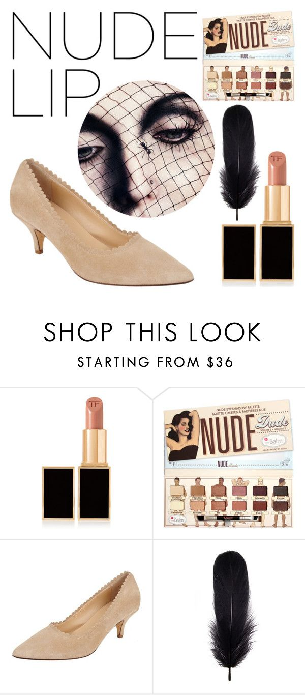"""Untitled #199"" by tijana-tanasic-ex-lecic ❤ liked on Polyvore featuring beauty, Tom Ford, SimplySoles and Mineheart"