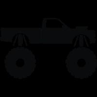 Download Image result for monster truck svg | Diy crafts, Christmas ...