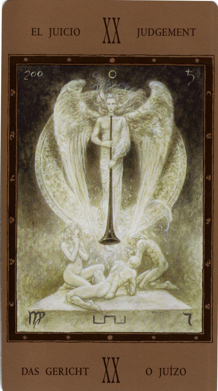 Карты четыре гадание архангел