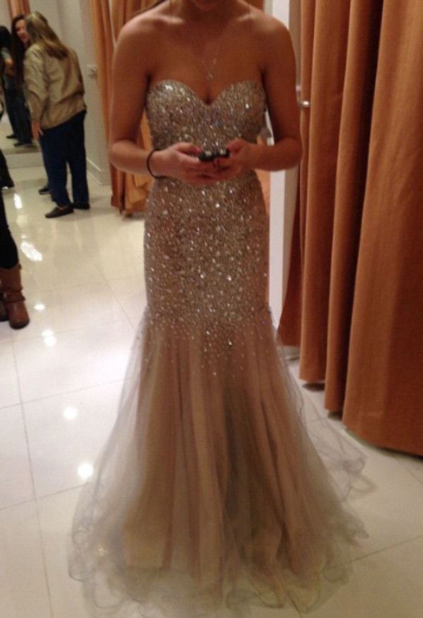 Fashionable Backless Floor Length C | Prom dresses 2015