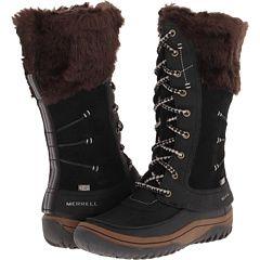 14123f3f75 Vegan winter boots Merrell Decora Prelude Waterproof, warm and ...
