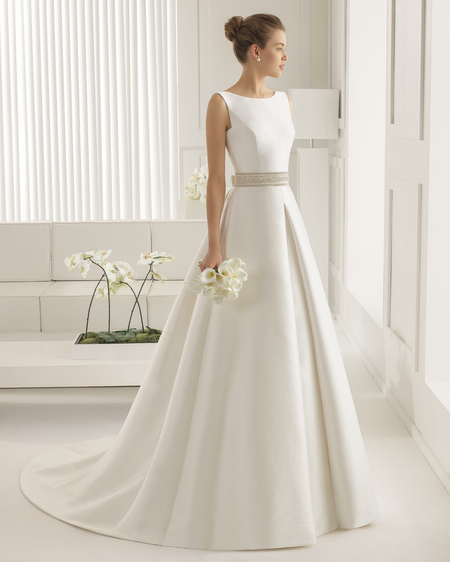 Hochzeitskleid Schlicht – Valentins Day in 3  Hochzeitskleider