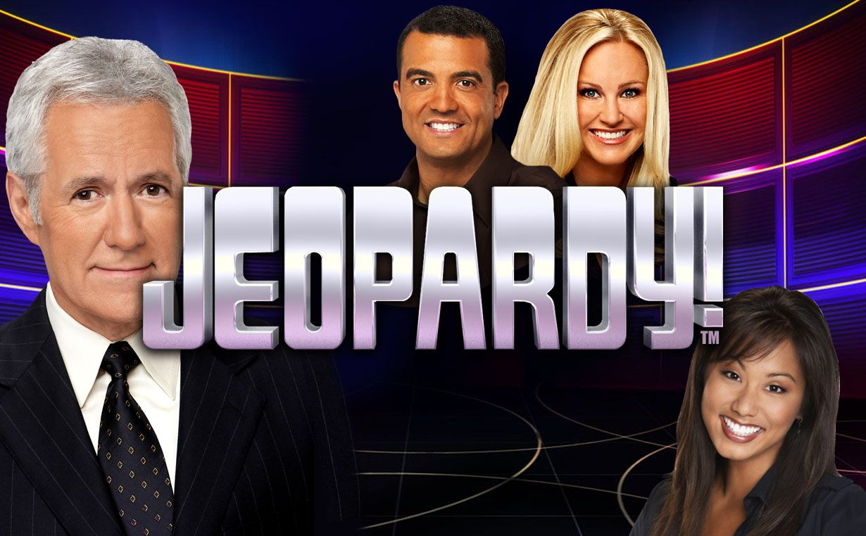 Take part in phenomenal TV game show! Jeopardy! is an