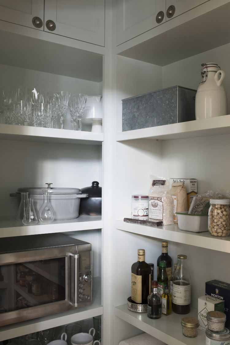 Kuche Neu Gestalten Ideen Praktisch Kuchenaufbewahrung