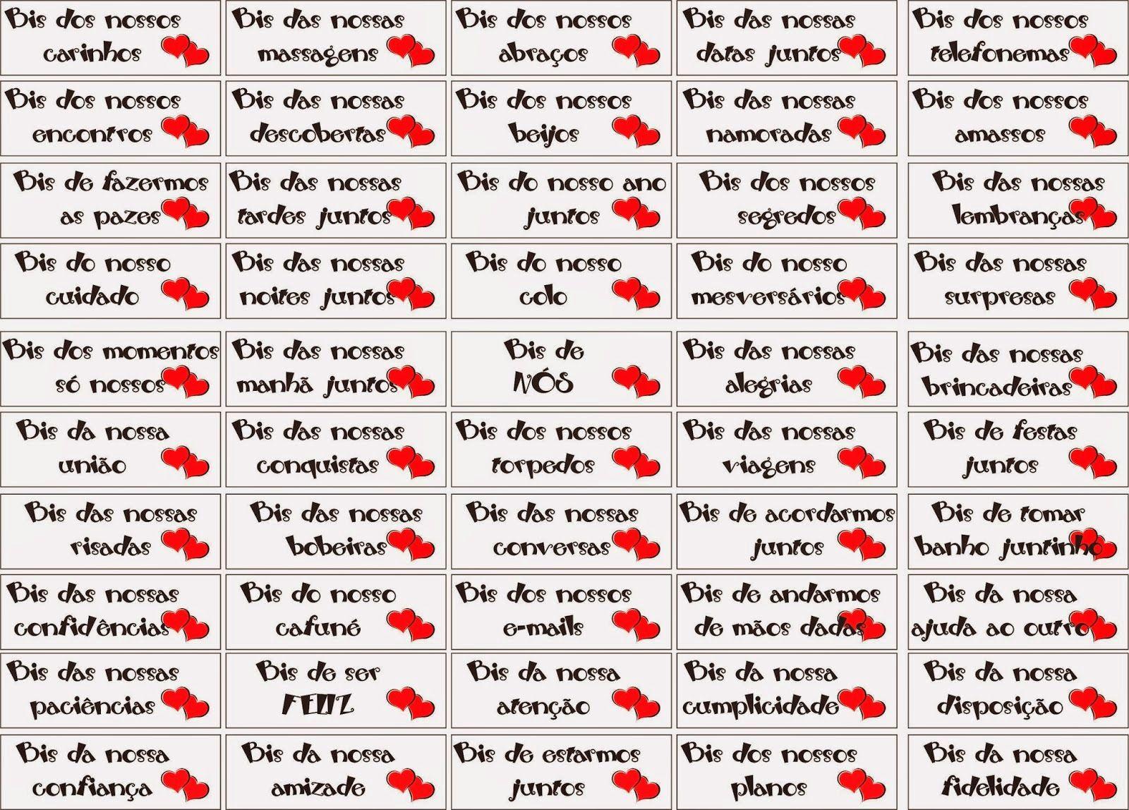Kit De Sobrevivência Caixa De Bis Caixa 365 Dias 1 Porque Eu Te