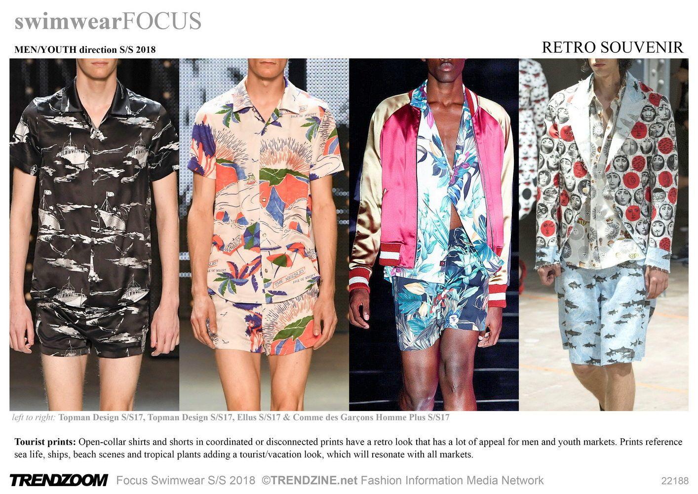 Trendzoom: FOCUS Swimwear S/S 2018 - Trends (#722165 ...