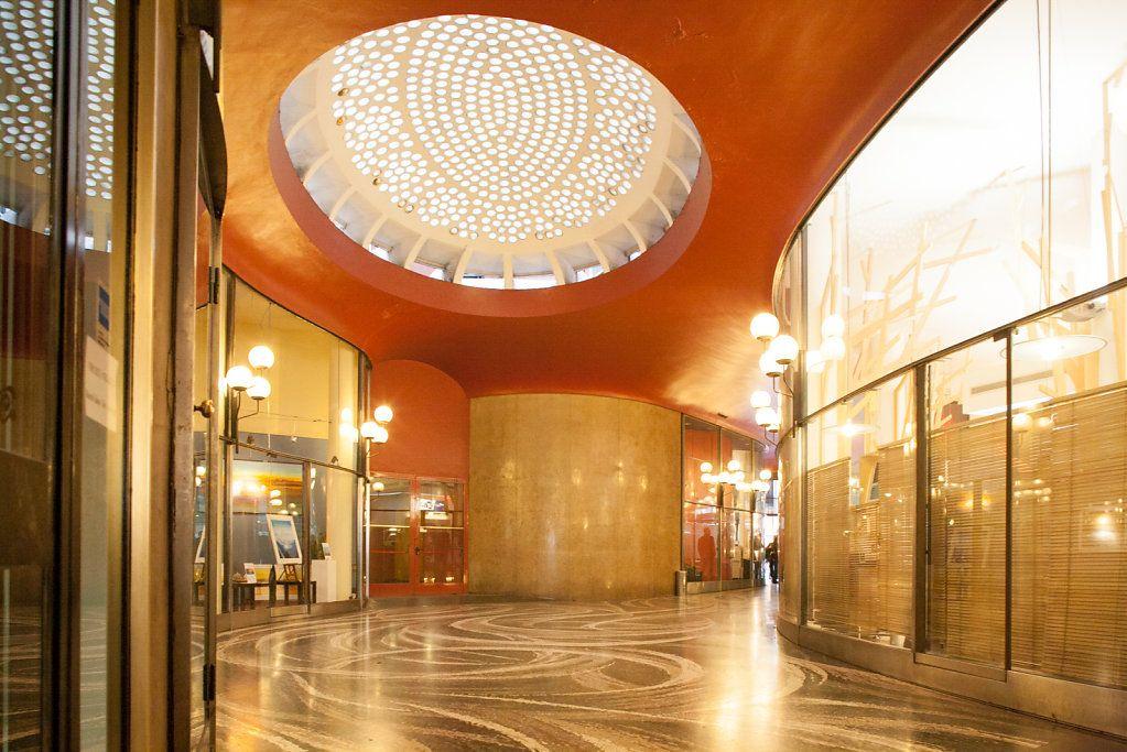 Luigi Caccia Dominioni, Passage Mall Pinterest Architektur - dramatisches weises interieur design beeinflusst escher