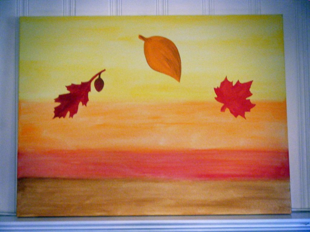 Afbeeldingsresultaat voor cool blue paint your wagon for Simple canvas painting ideas