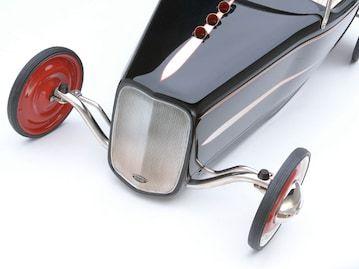 Street Rod Pedal Cars - Street Rodder Magazine | Carro de pedal