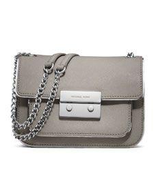 b69e6d3bd980 MICHAEL Michael Kors. Small Sloan Saffiano Shoulder Flap Bag.  268 ...