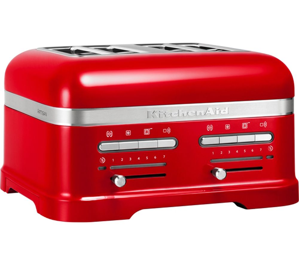 Kitchenaid 5kmt4205ber artisan 4slice toaster empire