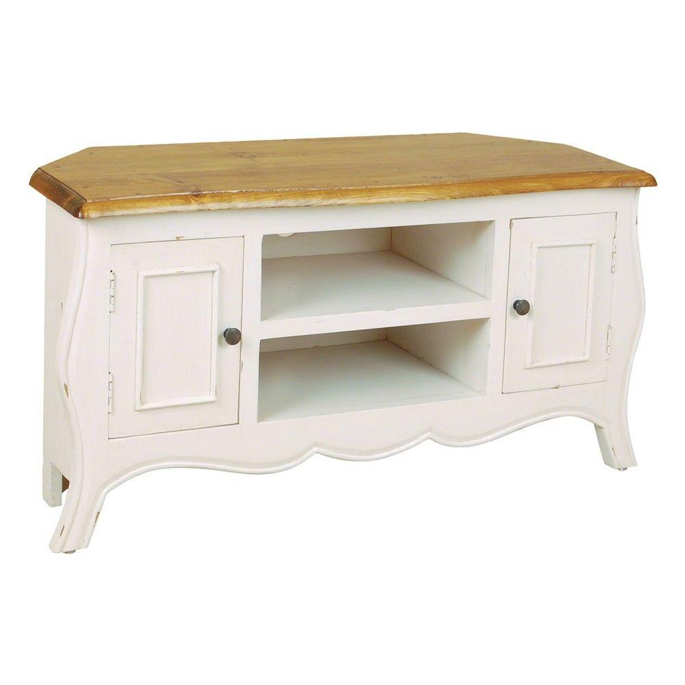 Antique White Tv Cabinet Antique Furniture # Muebles Rakuten