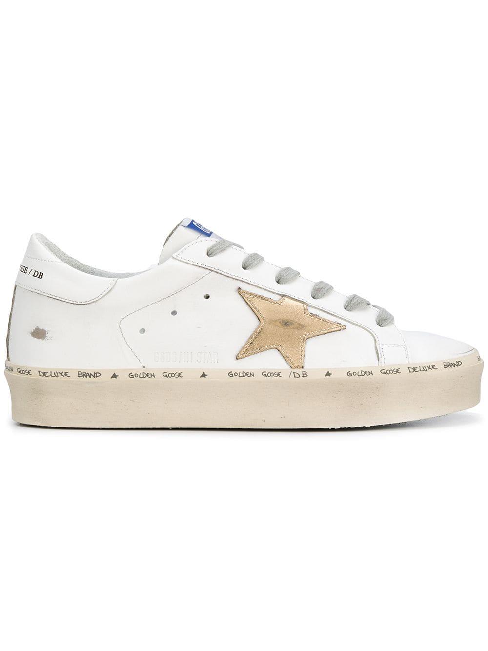 Golden Goose Hi Star Sneakers in 2020