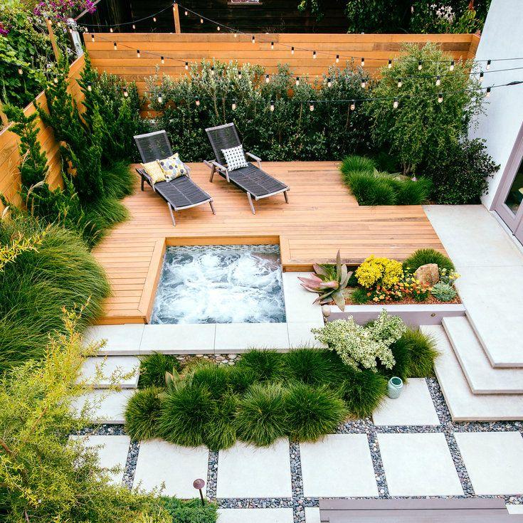 How to Design a Beachy Garden Garden ideas, Decking and Sunset