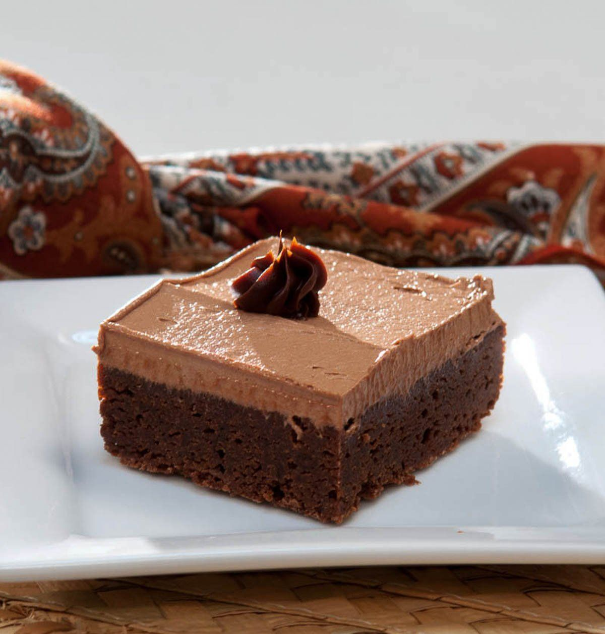 These Mocha Kahlua Brownies mix coffee and chocolate in ...