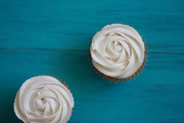 How to do a Rose Swirl Cupcake