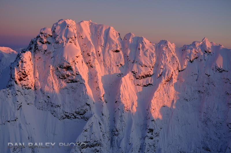 Aerial Photography Over the Chugach Mountains of Alaska | Dan Bailey's Adventure Photography Blog