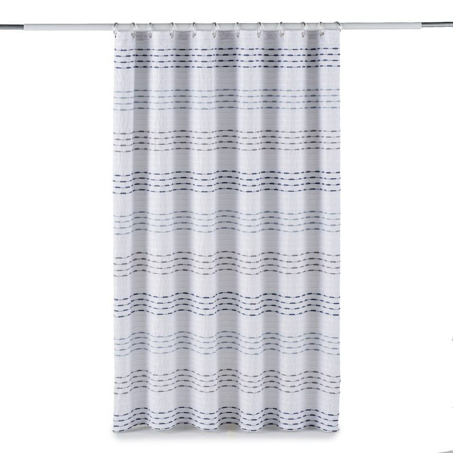 Sonoma Goods For Life Stripe Shower Curtain 70 X72 Products