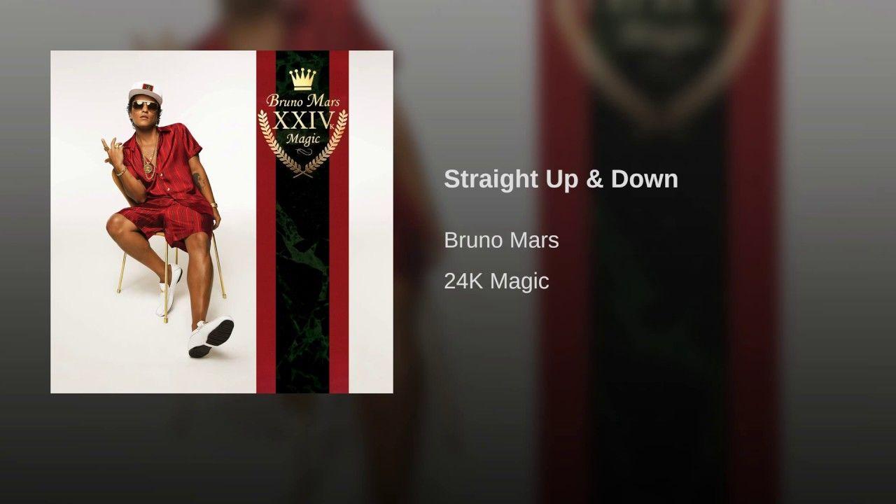Straight Up Down R B Soul Music Versace On The Floor Bruno Mars