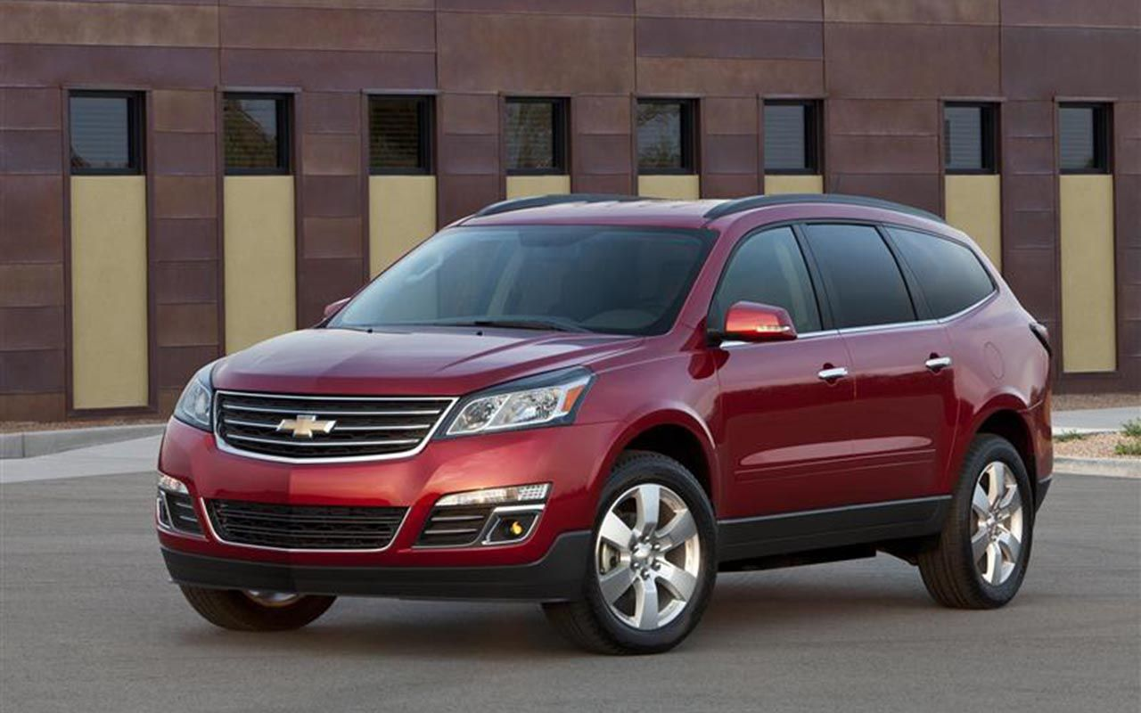 2017 Chevy Traverse Concept Redesign - http://www.2016newcarmodels.com/2017-chevy-traverse-concept-redesign/