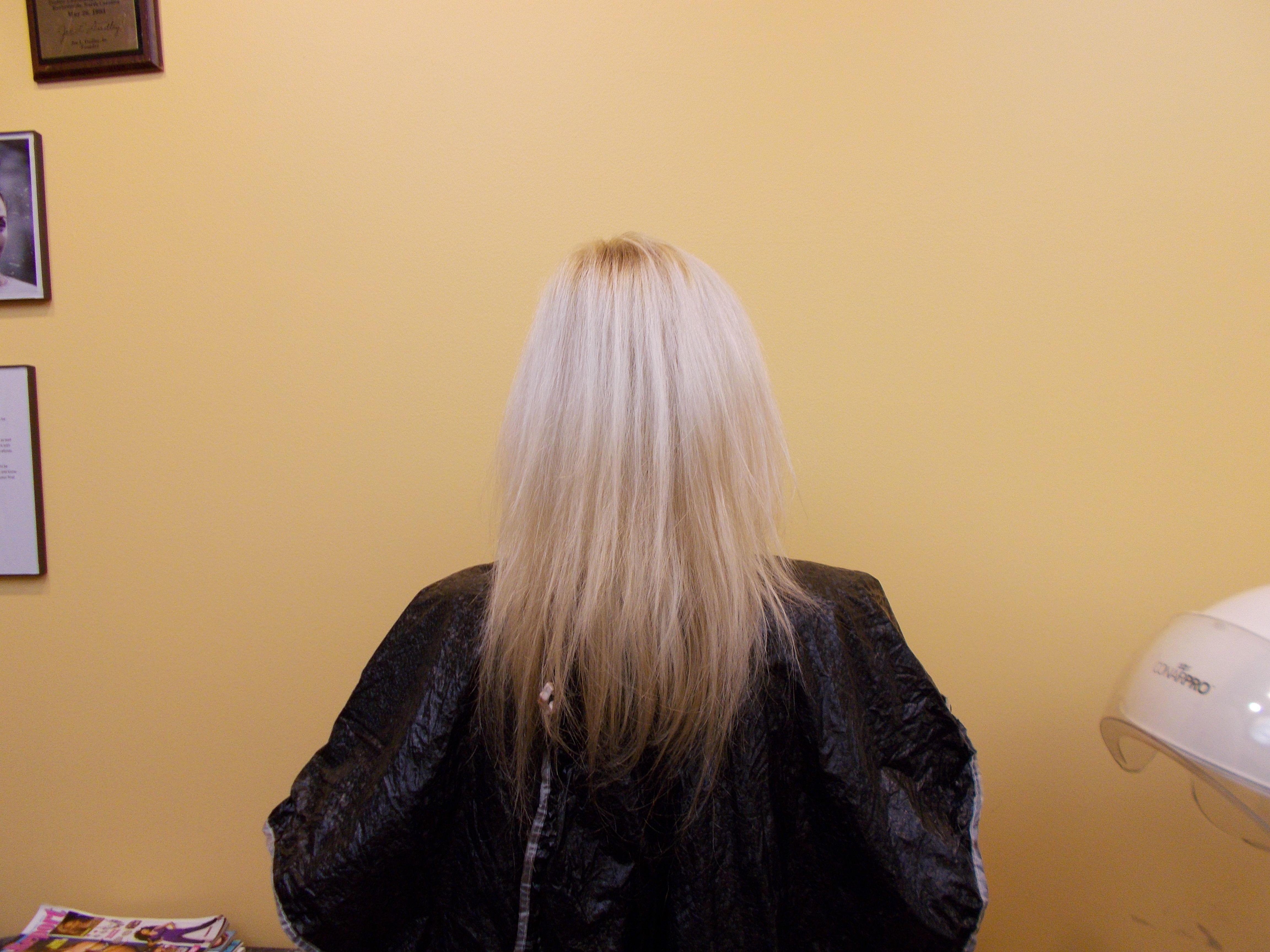 Utips Hair Extensions Before Utips Hair Extensions Orlando