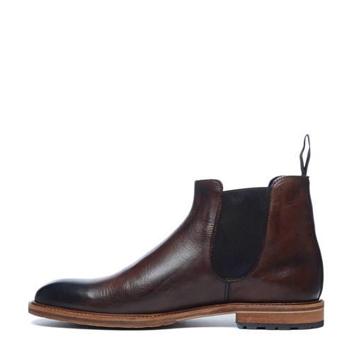 52795e1ba5b07e Sacha leren chelsea boots Heren boots bij wehkamp - Gratis bezorging vanaf  20.-