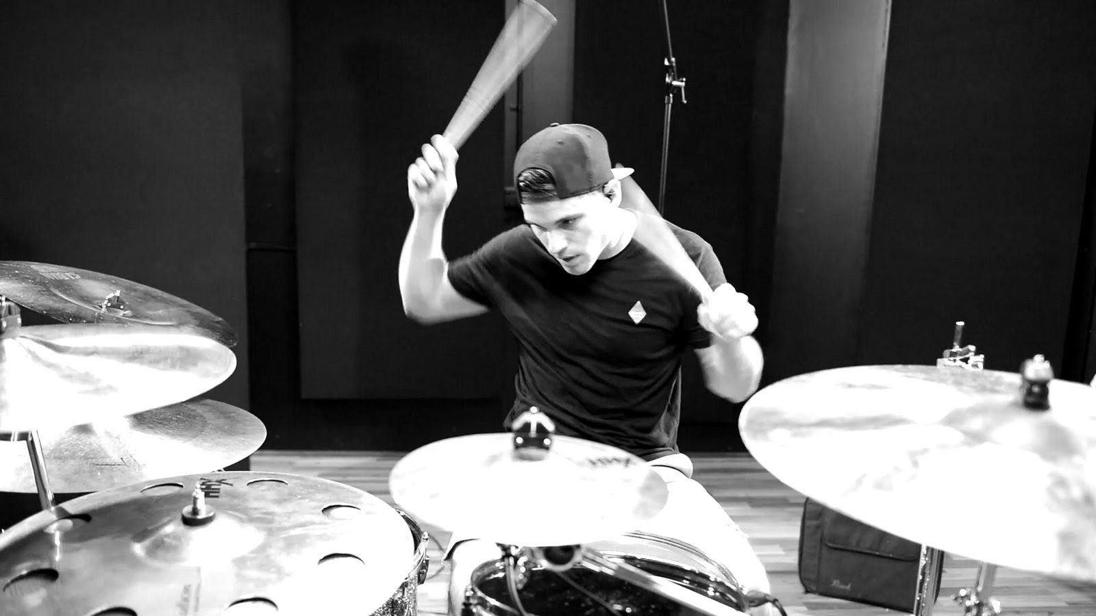 Troy Wright Animals As Leaders Physical Education Drum Cover