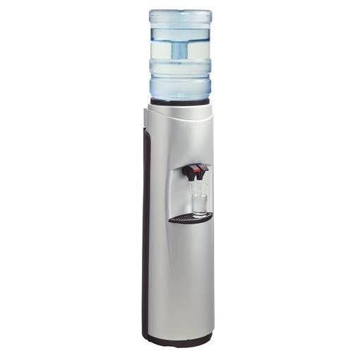 Aquaverve Pacifik Silver W Black Trim Water Cooler Water Coolers Water Dispenser Stainless Steel Tanks