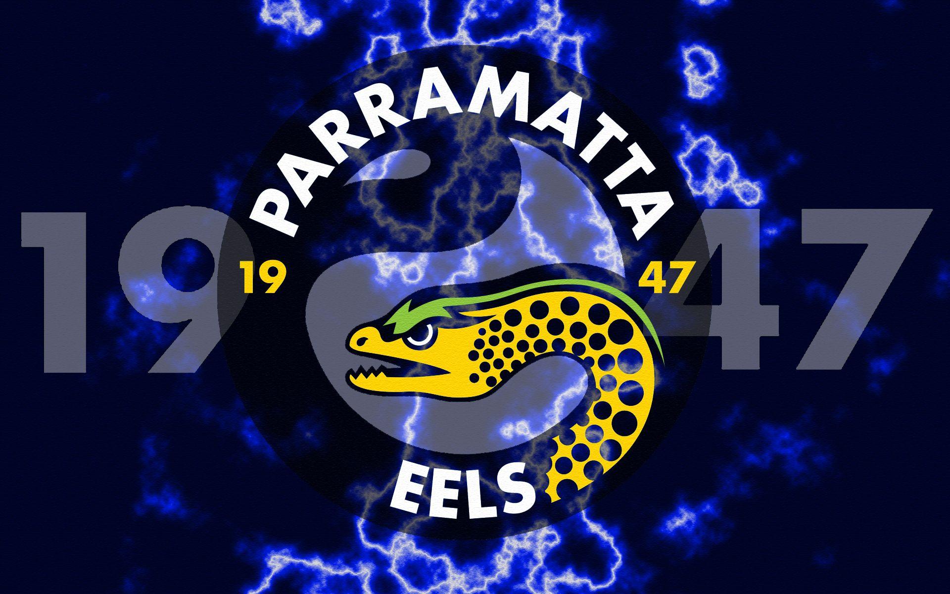 Parramatta Eels 1947 Lightning Wallpaper By Sunnyboiiii National Rugby League Nrl Memes Nrl