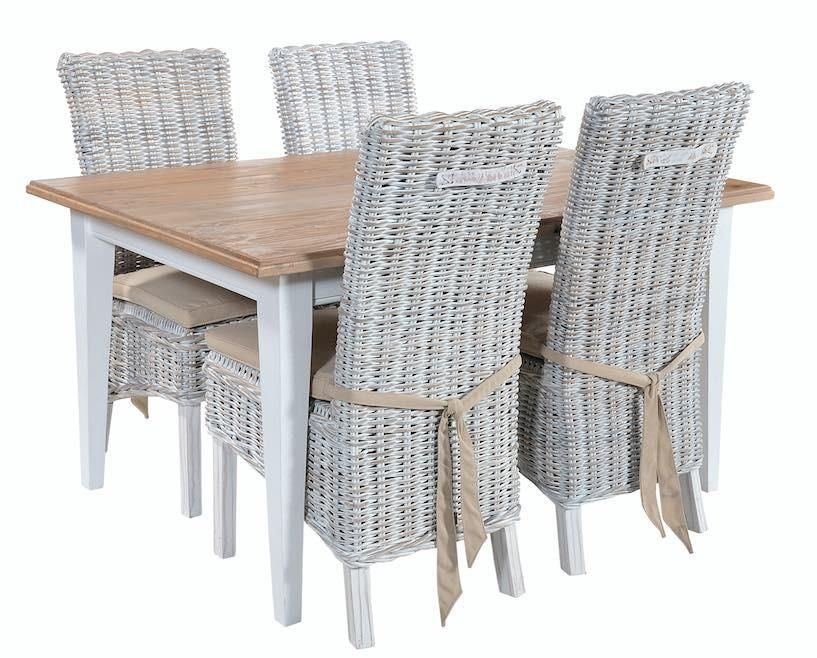 Freshen Up Your Home With White Interiors In 2019 Rattan