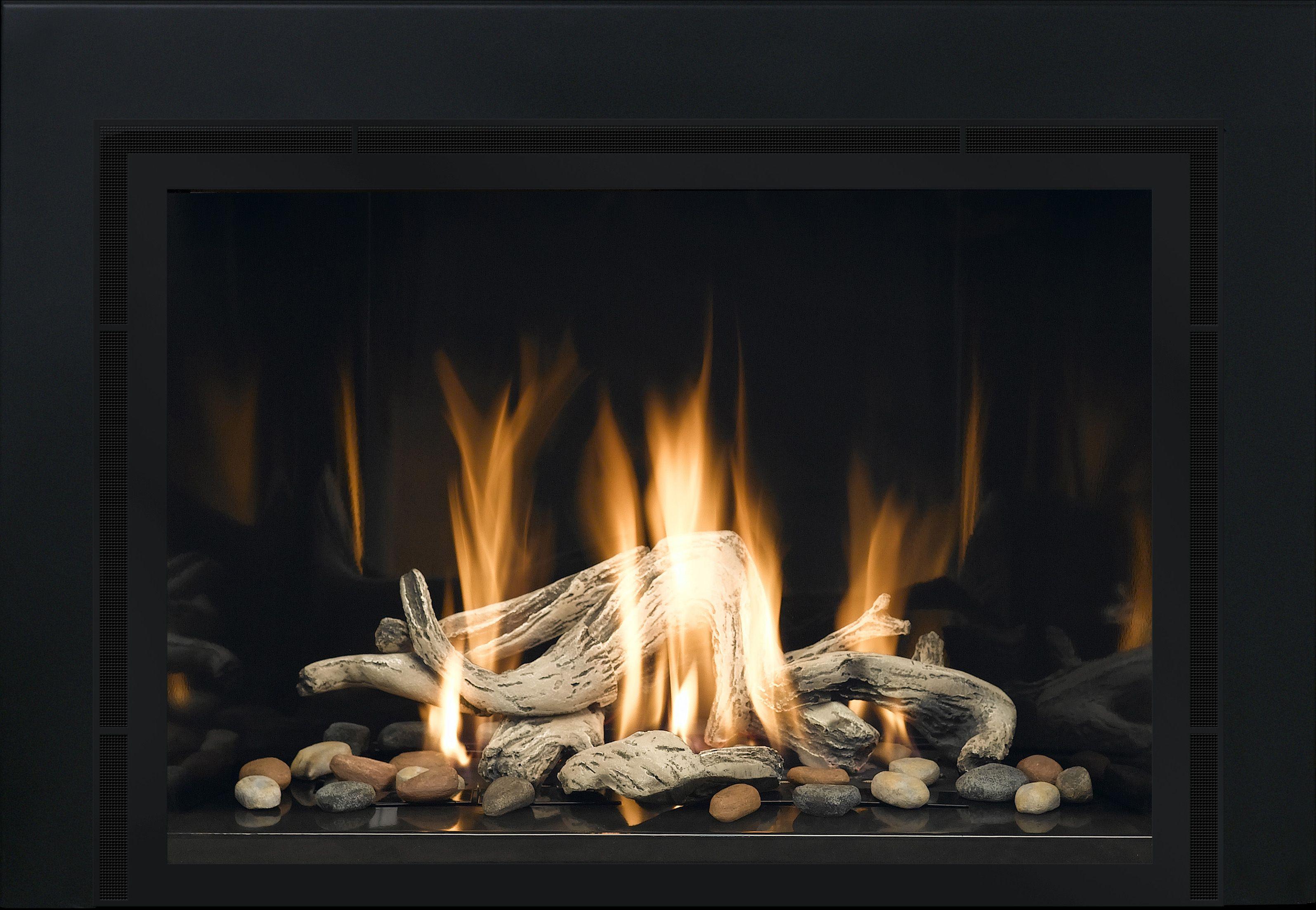fv44i mod basix black driftwood fireplace fronts pinterest