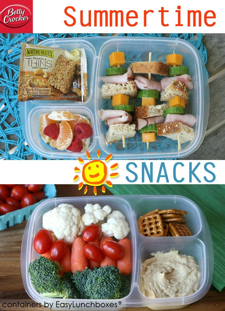 EasyLunchboxes as seen on BettyCrocker.com